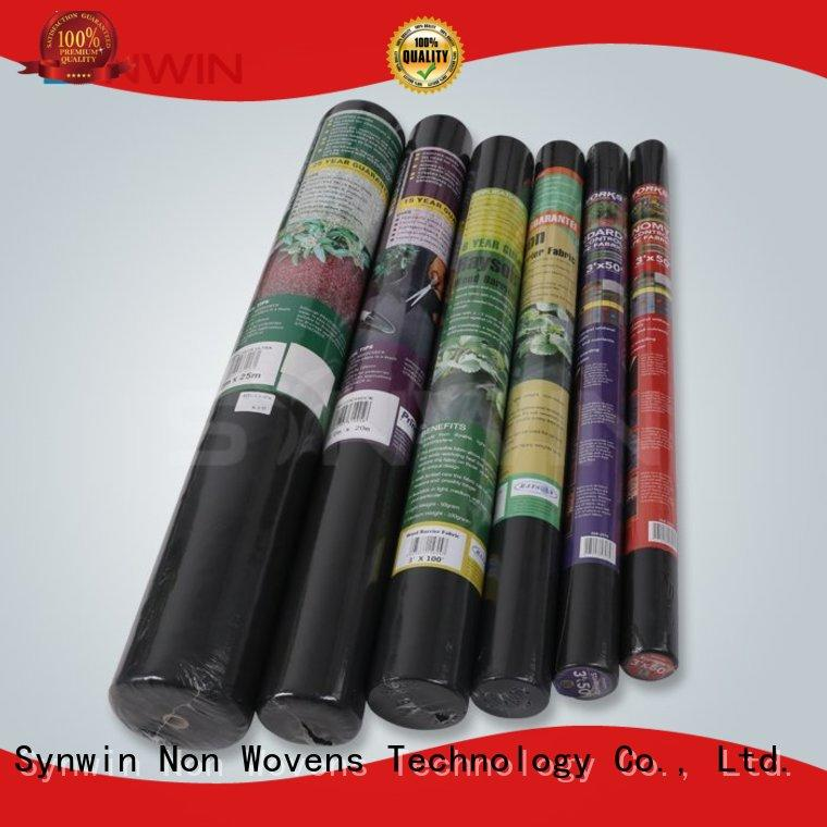 Synwin Non Wovens long-lasting weed control fabric customized for outdoor