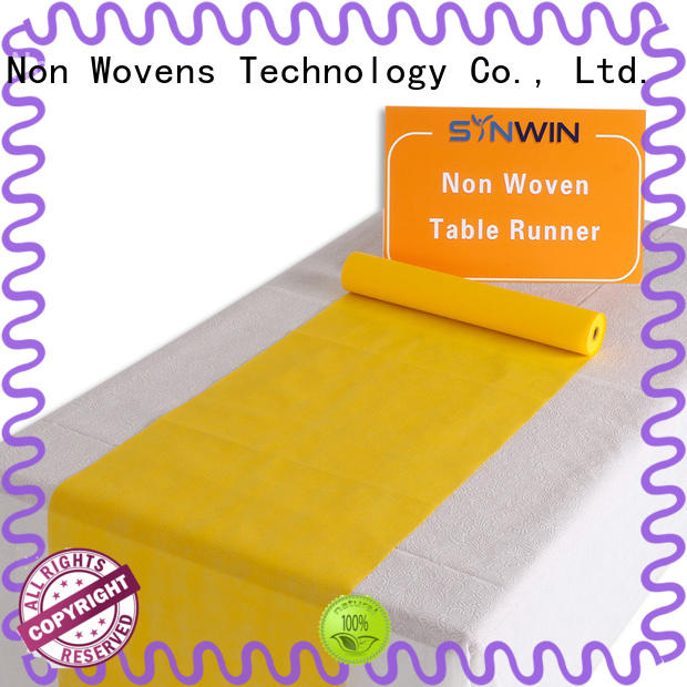 Synwin efficient table covers wholesale customized for wrapping