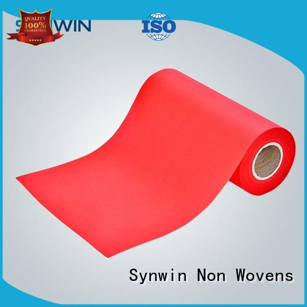Synwin textile spunbond polypropylene inquire now for home