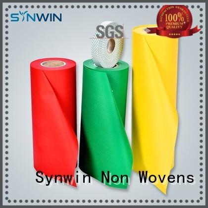 bag 15 virgin pp non woven fabric Synwin Non Wovens Brand