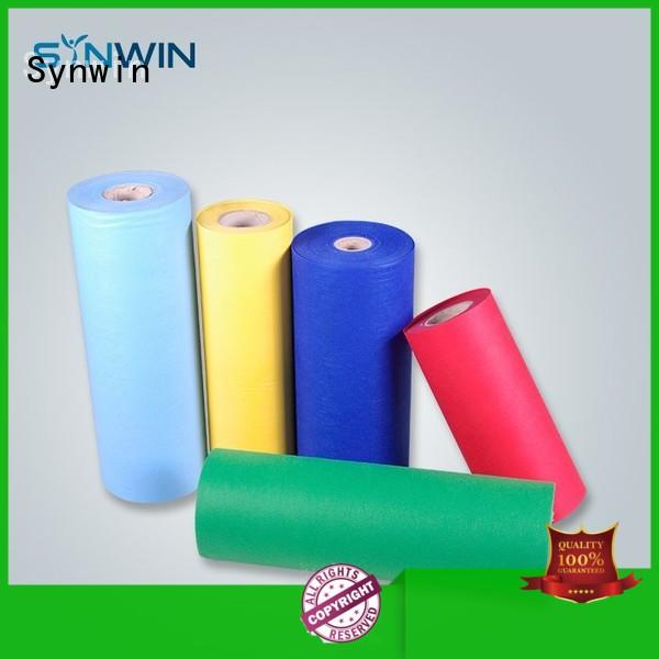 Synwin hospital pp non woven fabric customized for household