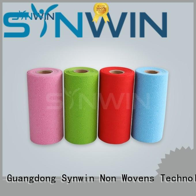 Synwin floral wrapping paper factory price for packaging