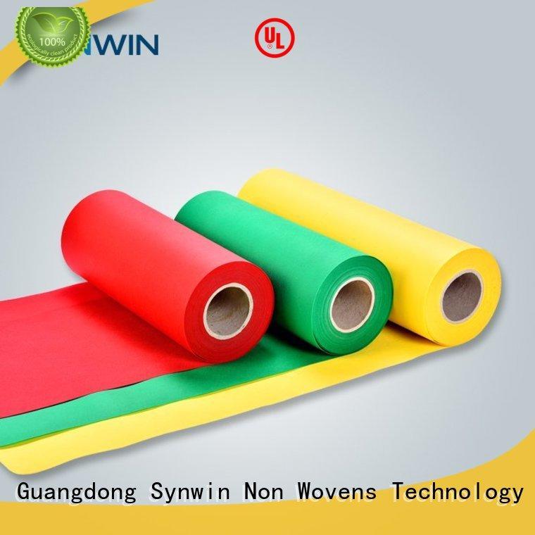 design runner film pp woven fabric Synwin Non Wovens Brand company