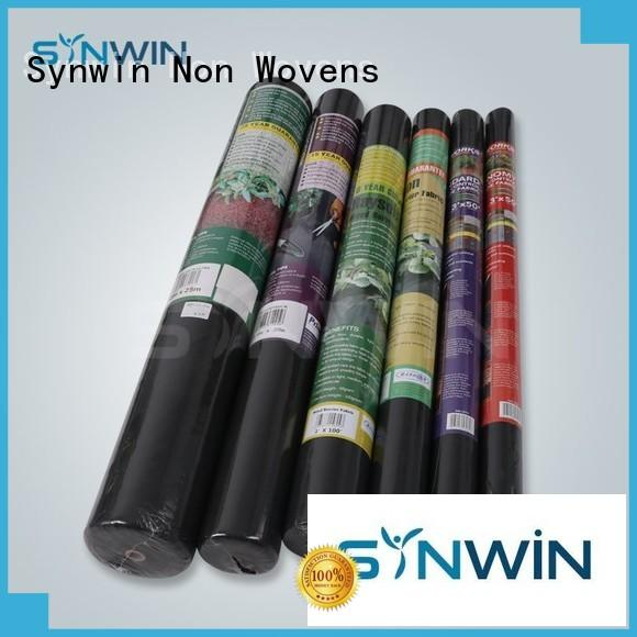 Quality Synwin Non Wovens Brand non woven polypropylene landscape fabric gown