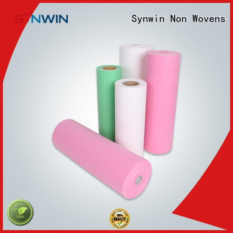 Synwin pp non woven fabric series for household