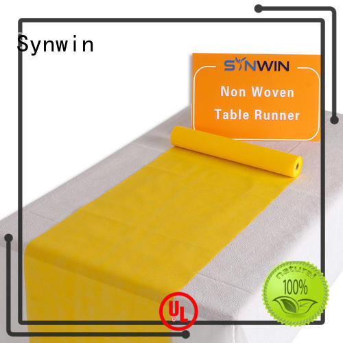 Synwin non-woven table covers wholesale customized for packaging