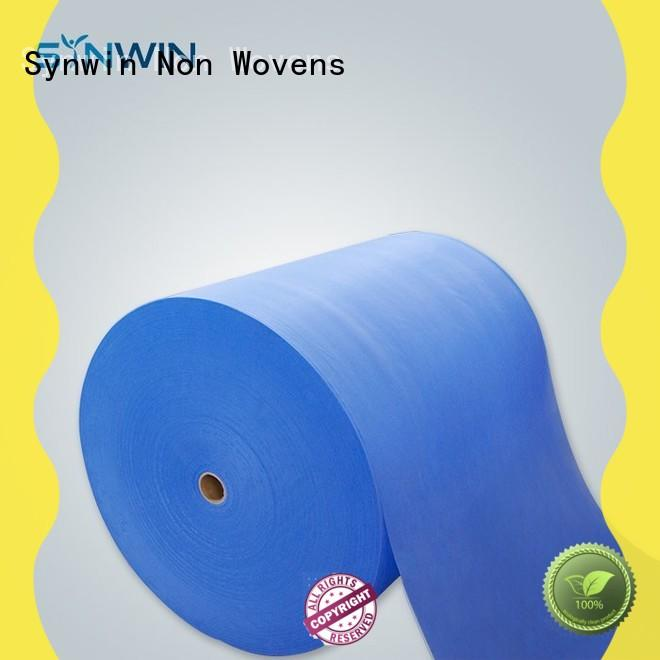 Synwin spunbond polypropylene design for hotel