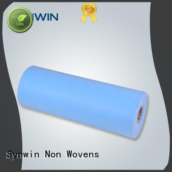 100 non bag back pp woven fabric Synwin Non Wovens