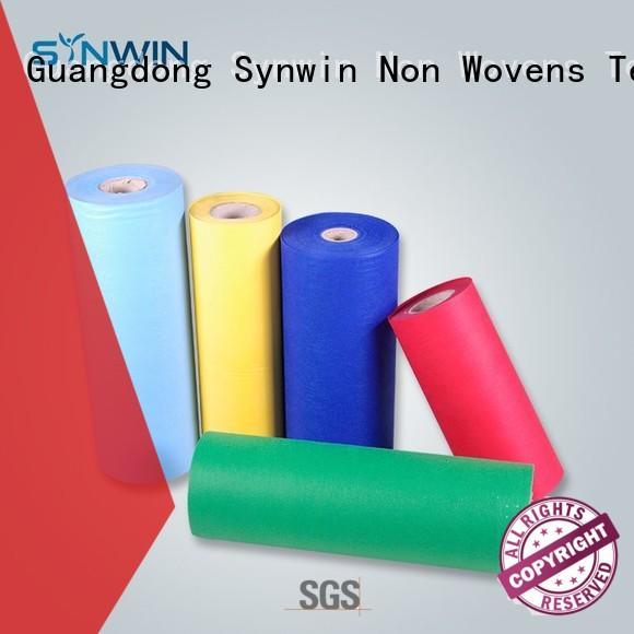 top at pp non woven fabric shopping Synwin Non Wovens company
