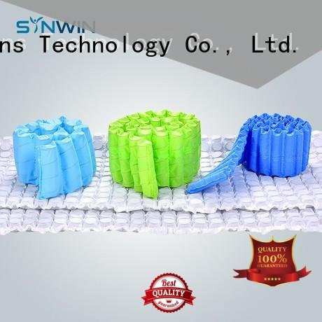 Synwin Non Wovens spunbond polyester design for hotel