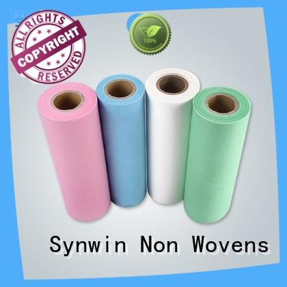 Anti-Bacteria Breathable SS Spunbond Nonwoven for Medical Bedsheet
