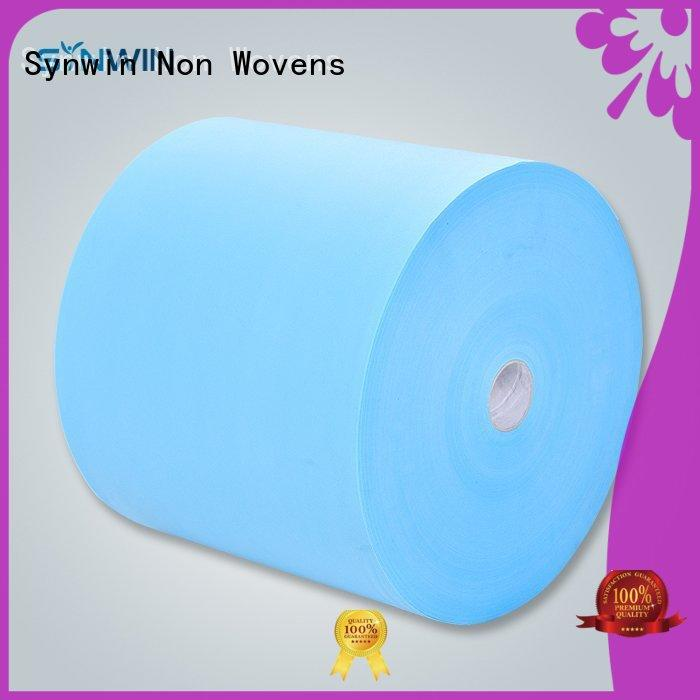 gsm sms mini pp woven fabric cloth Synwin Non Wovens