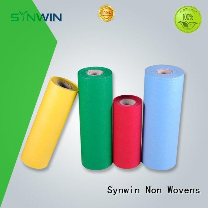 protection anti Synwin Non Wovens Brand pp woven fabric