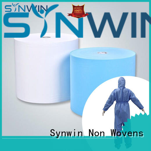 Synwin disposable medical gowns wholesale for wrapping
