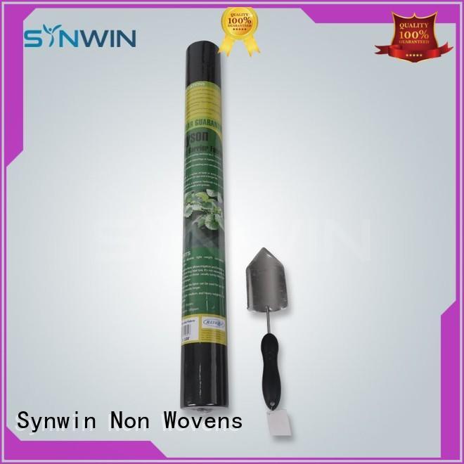 mattress on sesame Synwin Non Wovens Brand non woven polypropylene landscape fabric factory