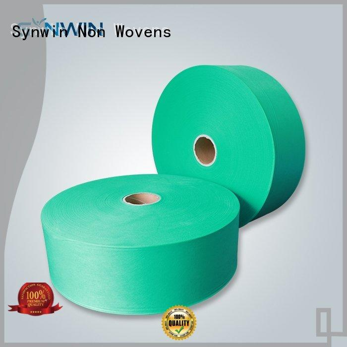 shoe diapers on supplies sms non woven fabric Synwin Non Wovens Brand