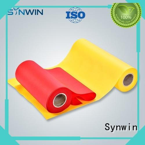 polypropylene pp non woven fabric customized for household