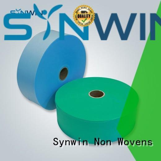 Synwin Non Wovens Brand ss fleece pp non woven fabric