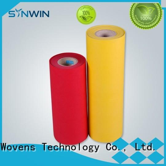 Synwin perforated pp non woven fabric directly sale for wrapping