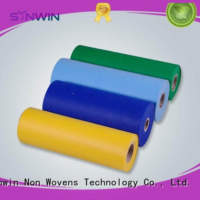 light 64m pp non woven fabric Synwin Non Wovens manufacture