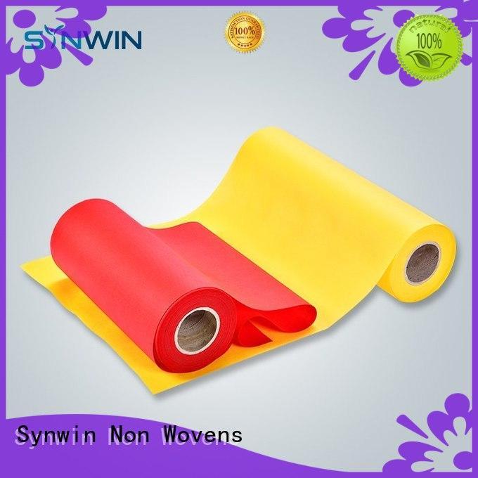 Synwin Non Wovens Brand diaper cloth multifunctional pp non woven fabric