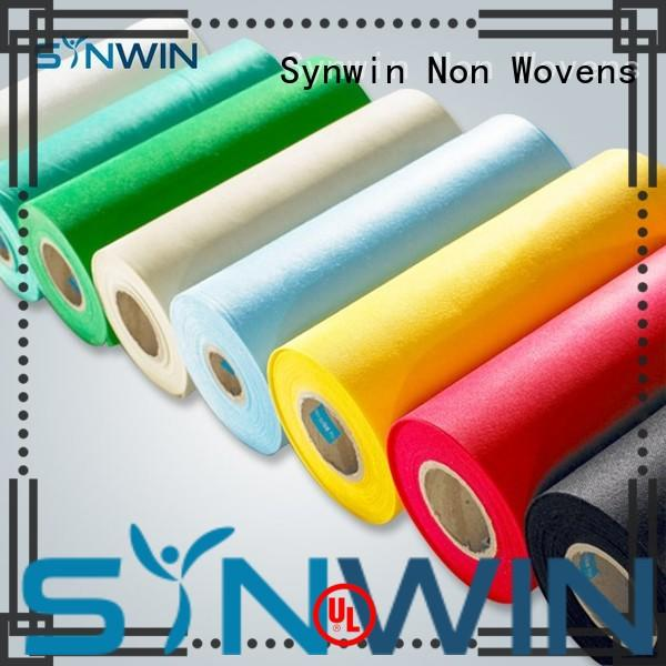 Synwin cover pp non woven fabric series for packaging