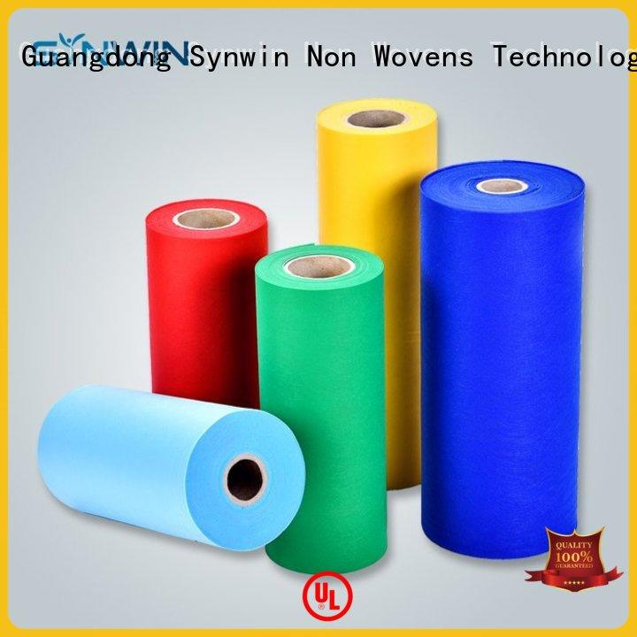 Synwin fabric spunbond polypropylene inquire now for hotel