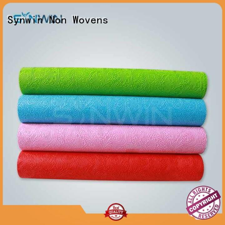 Quality Synwin Non Wovens Brand household runner floral wrapping paper