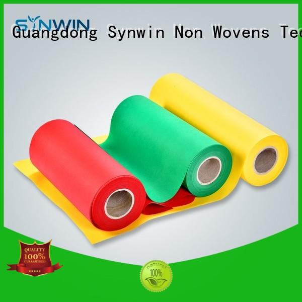 Synwin woven pp non woven fabric directly sale for household