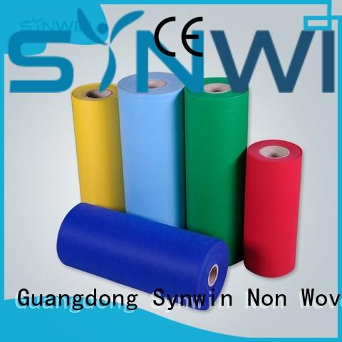 Synwin 15 pp non woven fabric customized for packaging