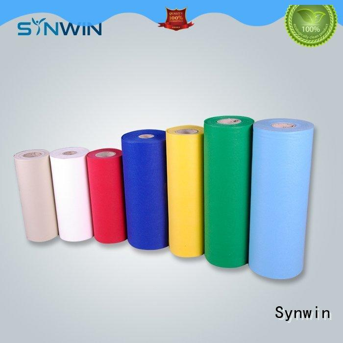 Synwin woven pp non woven customized for household