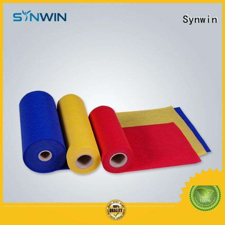Synwin pp pp non woven directly sale for household