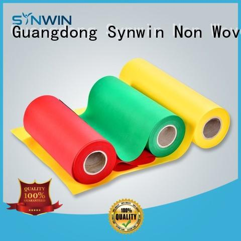 pp non woven fabric bedsheet industrial pp woven fabric household Synwin Non Wovens Brand