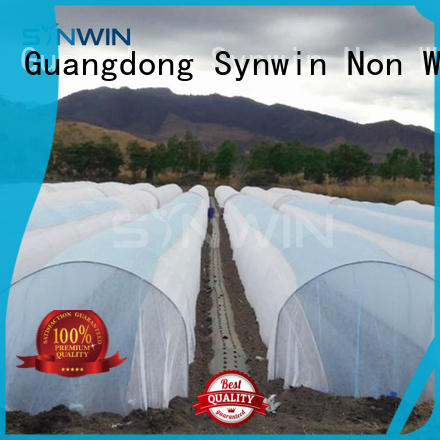 Synwin covering frost protection fleece with good price for hotel