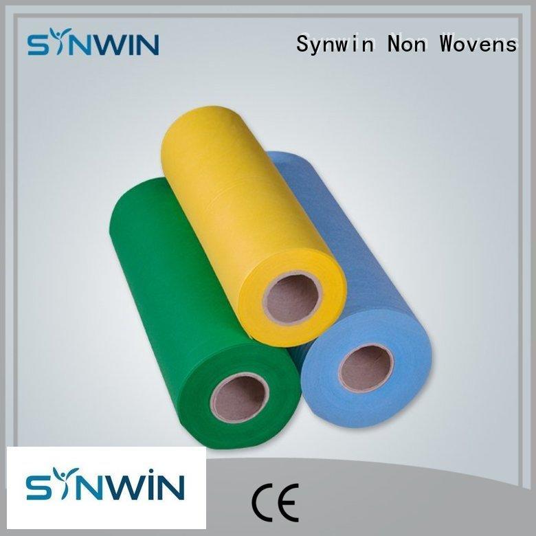 perforated antibacteria spunbond polypropylene popular Synwin Non Wovens Brand company