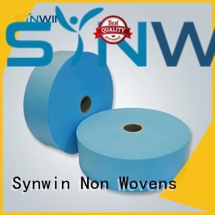 Synwin at pp non woven directly sale for wrapping