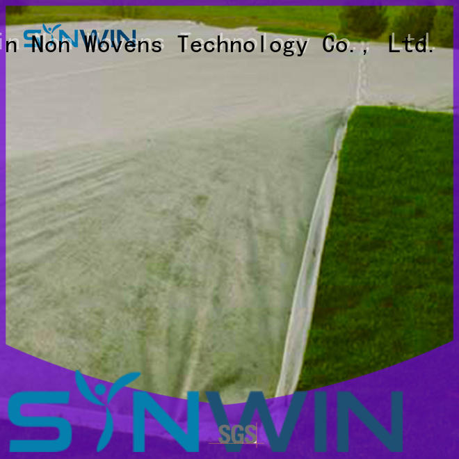 Synwin Non Wovens Brand hydrophobic dot vegetable garden fabric