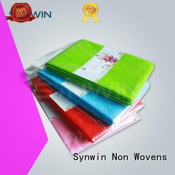 Custom mat width gift wrapping paper Synwin Non Wovens flange
