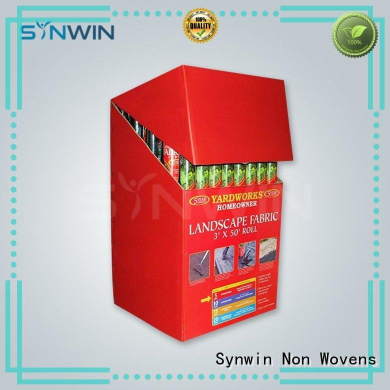 beddings ear weed control fabric extrawide blue Synwin Non Wovens company
