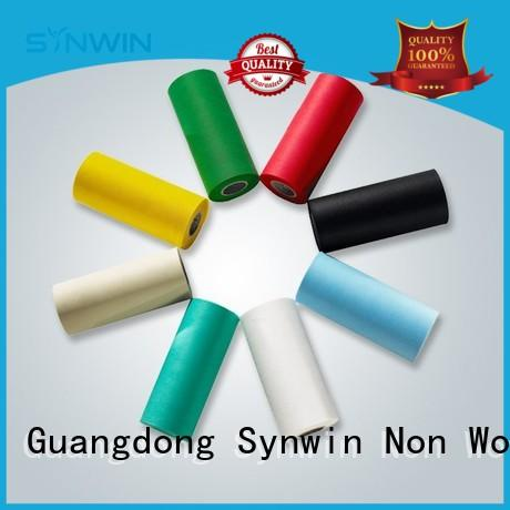 Synwin weight pp non woven fabric series for wrapping