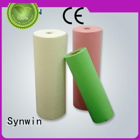 Synwin odm spunbond polyester design for home