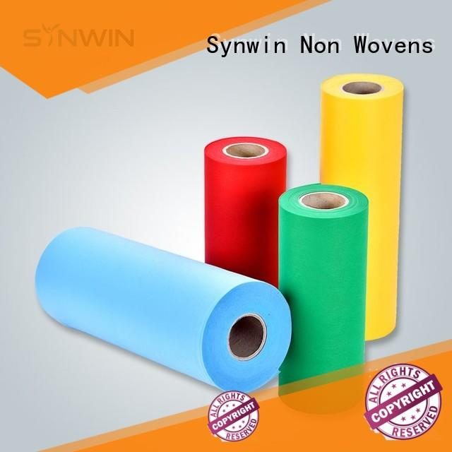 Synwin bacteria pp woven series for wrapping