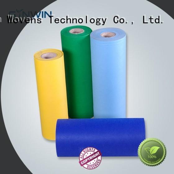 using pp woven series for household