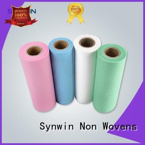 pp non woven fabric elogation material Synwin Non Wovens Brand company