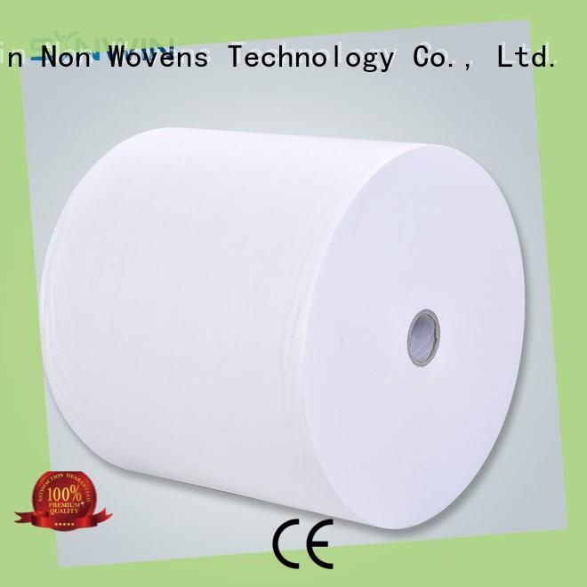 roll spunbond polypropylene design for tablecloth