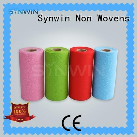 Synwin hot selling floral wrapping paper supplier for household