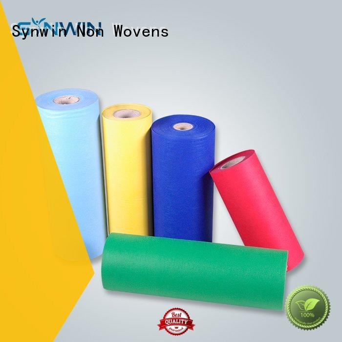 material pp non woven fabric series for packaging