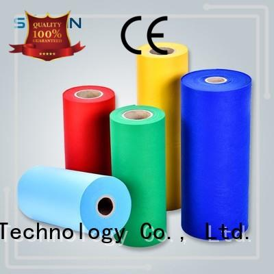 Hot spunbond nonwoven fabric new Synwin Non Wovens Brand