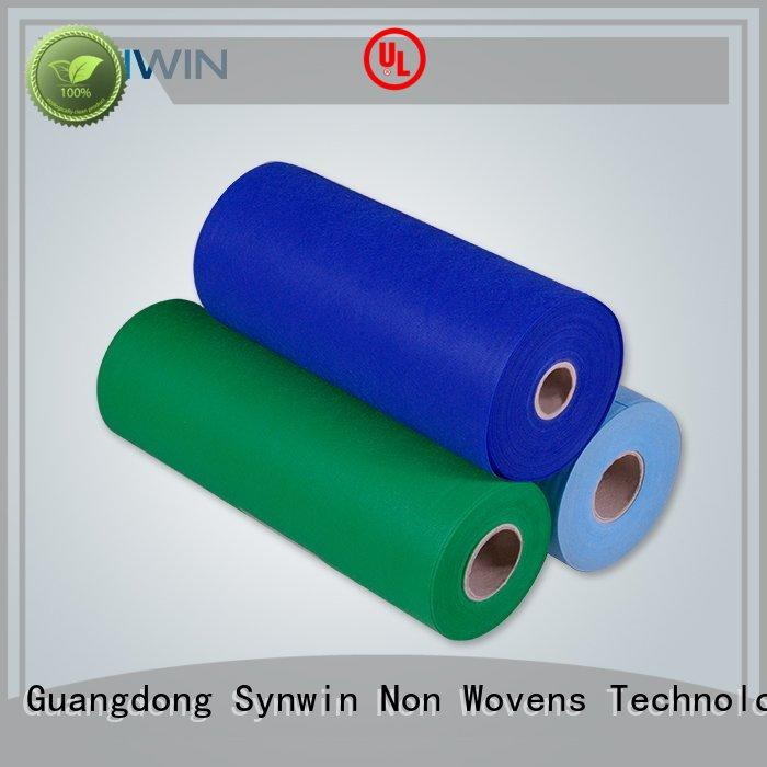 cover gift frost Synwin Non Wovens Brand pp non woven fabric manufacture