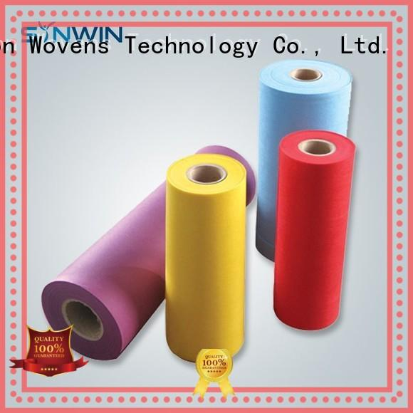 Wholesale bonded pocket pp woven fabric Synwin Non Wovens Brand